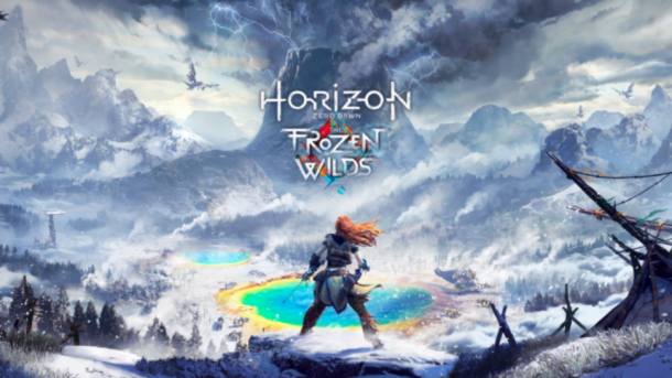 Трейлер дополнения The Frozen Wilds для Horizon: Zero Dawn Horizon: Zero Dawn