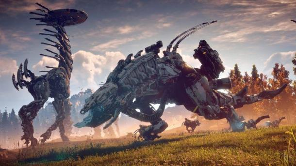 Еще 20 минут Horizon: Zero Dawn Horizon: Zero Dawn