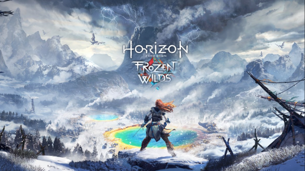 Новый трейлер дополнения The Frozen Wilds для Horizon: Zero Dawn Horizon: Zero Dawn